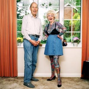 Muir Vidler, Isobel Varley, Photograph