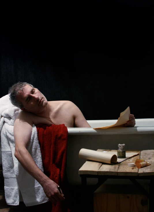 Generic Art Solutions G.A.S. // Marat // 2009 // 30 x 41 inches // archival digital print on photographic paper