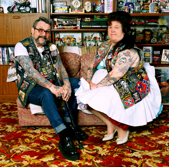 Mick and Peggy Warner
