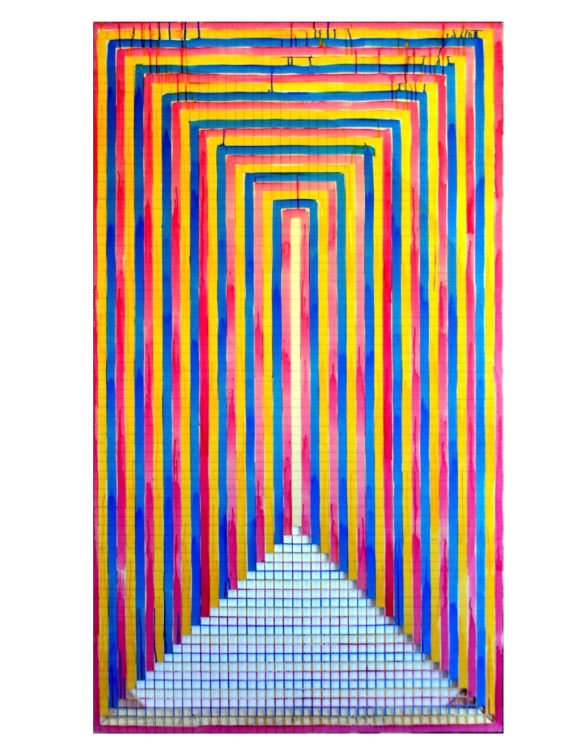 Ernesto-García-Sánchez-untitled-paintings-that-are-born-dead-78x45in-acrylic-on-cut-canvas