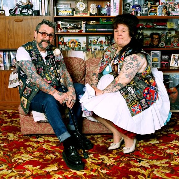 Muir Vidler // Mick and Peggy Warner