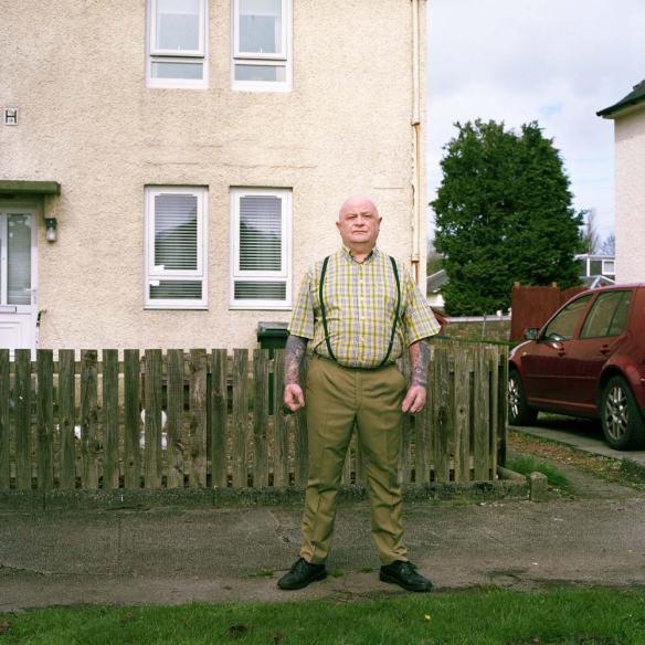 Muir Vidler // Ian Baillie, Kilmarnock // 2014 // 20 x 24 inches // C-Type Print