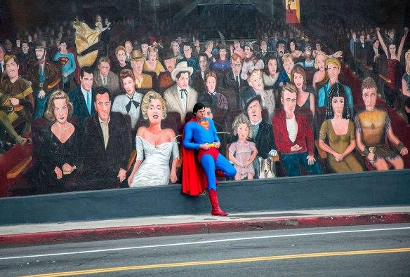 Scot Sothern // Superman Dreams // 2011 // 11 x 17 inches // Pigment print